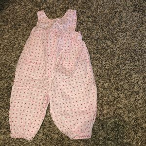 6 month baby girl overalls